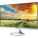 "Монитор LCD Acer 27"" H277Hsmidx FHD 4ms D-Sub DVI HDMI IPS MM Silver 178/178"