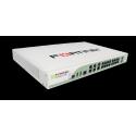 Межсетевой экран Fortinet FG-100D-EU 2 GE WAN 2 GE DMZ 18 GE LAN 16GB onboard storage