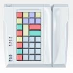 Клавіатура LPOS-032 Mxx Blak USB/RS