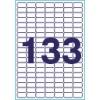 Этикетки 28х15 (133) А4 50 листов/100 листов