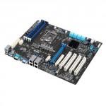 Материнская плата серверная ASUS P10S-V/4L s1151 C236 4xDDR4 VGA COM ATX