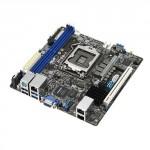 Материнская плата серверная ASUS P10S-I s1151 C232 2xDDR4 VGA mITX
