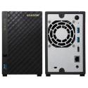 Сетевое хранилище AsusTOR AS3102T 2x2.5/3.5 SATA, 1x1GE, 3xUSB3.0, HDMI, S/PDIF, IR