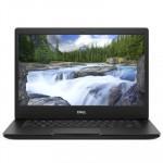 Ноутбук 14H/i3-8145U/4/1TB/Intel UHD/FP/W10Pro/Black Latitude 3400 N006L_P