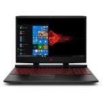 Ноутбук HP OMEN 15-dc0013ua 15.6FHD IPS AG/Intel i7-8750H/16/1000+256F/NVD1050Ti-4/DOS