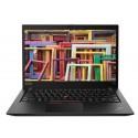 Ноутбук Lenovo ThinkPad T490s 14FHD IPS AG/Intel i7-8565U/16/512F/int/W10P/Black
