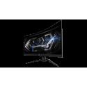 """Iгровий монiтор 27"""" VA 165Hz 1ms 1500R QHD 2xHDMI DP RGB LED AORUS CV27Q Gaming Monitor"""