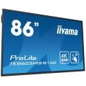 """85.6"""" інтерактивний РК дісплей,UHD, інфра-червона технологія TE8603MIS-B1AG X"""