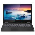 Ноутбук Lenovo IdeaPad C340 15.6FHD IPS/Intel i7-8565U/16/512F/int/W10/Onyx Black