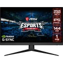 "Монитор LCD 24"" MSI Optix G242, HDMI,DP,IPS, 1920x1080, 144Hz, 1ms, G-Sync"