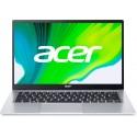 Ноутбук Acer Swift 1 SF114-34 14FHD IPS/Intel Pen N6000/4/128F/int/Lin/Silver
