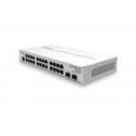 Коммутатор Mikrotik CRS326-24G-2S+IN 24xGE 2xSFP+