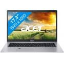 Ноутбук Acer Aspire 5 A517-52G 17.3FHD IPS/Intel i7-1165G7/8/512F/NVD350-2/Lin/Silver
