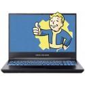 Ноутбук Dream Machines T1660Ti-15 15.6FHD IPS 144Hz/AMD R5 3600/16/500F/NVD1660Ti-6/DOS
