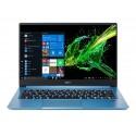 Ноутбук Acer Swift 3 SF314-59 14FHD IPS/Intel i3-1115G4/8/256F/int/Lin/Blue