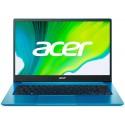 Ноутбук Acer Swift 3 SF314-59 14FHD IPS/Intel i7-1165G7/16/256F/int/Lin/Blue