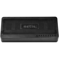 netw.a NETIS ST3108S 8 Ports 10/100Mbps Fast Ethernet Switch
