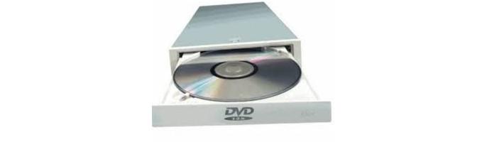 Дисководы DVD, CD, Blu-ray, Floppy, Zip