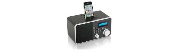 Док-станции с аудио