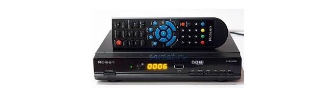 Приемники цифрового телевидения