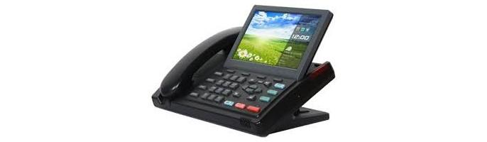 IP-, Skype-, системные телефоны