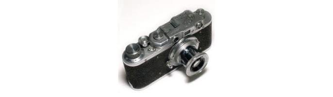 Пленочные фотокамеры